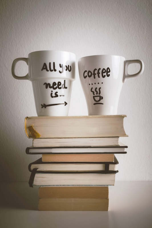 All you need is coffee Kaffee